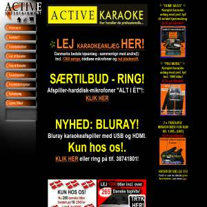 Active Entertainment Karaoke