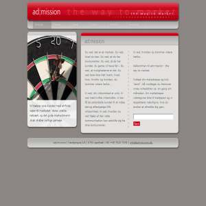 Ad:mission - professionel marketing freelancer