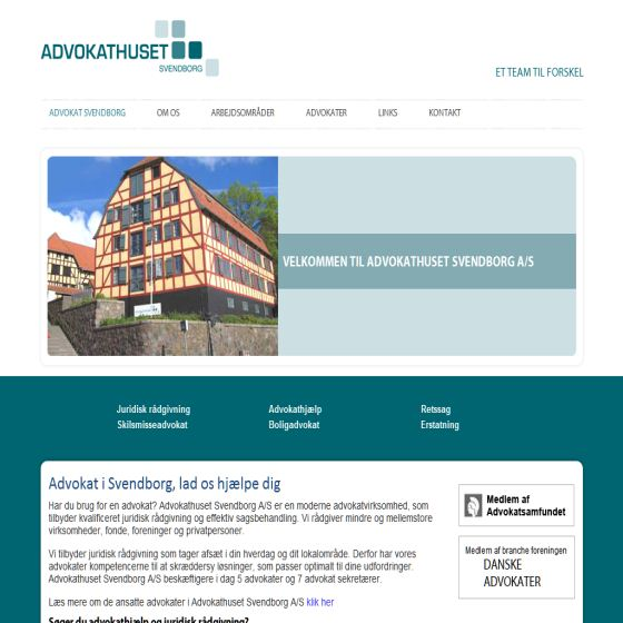 Advokat i Svendborg