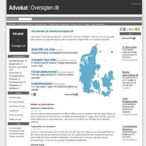 Advokatoversigten.dk