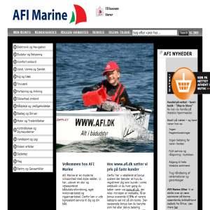 AFI Marine - Bådudstyr