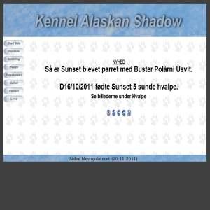 Alaskan Shadow