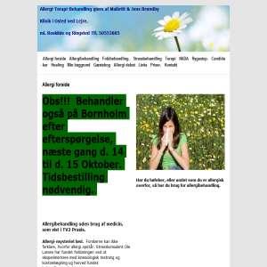 Allergi-Terapi-Behandling v/ Maibritt & Jens Brøndby