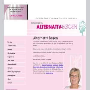 Alternativ behandling og Aura Soma