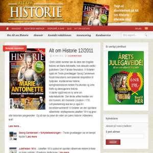 Alt om Historie