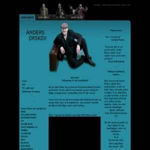 Anders Ørskov - Underholdning til fest