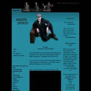 Anders �rskov - Underholdning til fest