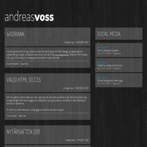 Anvo.dk | Billige kvalitets hjemmesider