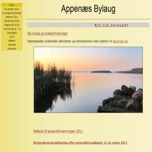 Appen�s Bylaug