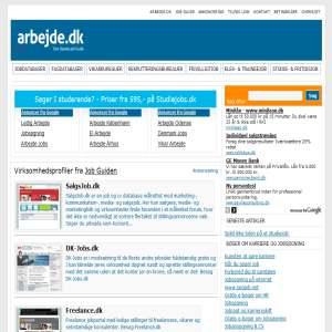 Arbejde.dk - Den Danske Job Guide
