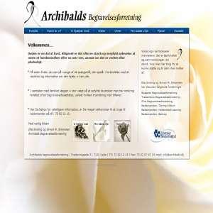 Begravelse Vejle - Archibalds Begravelsesforretning
