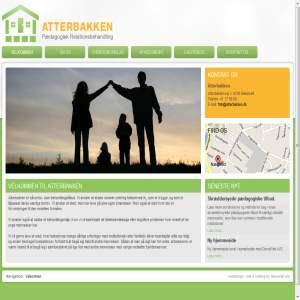 Atterbakken - p�dagogisk relationsbehandling