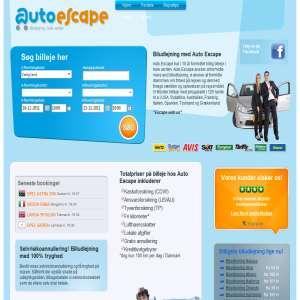 Auto Escape flere oplevelser på rejsen