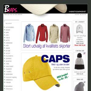 B-CAPS Headwear