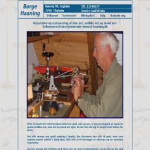 Reparation standure, stueure & antikke ure