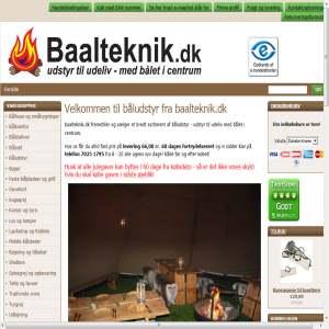 Bål Teknik   baalteknik.dk