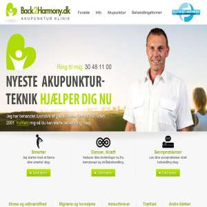 Back2Harmony.dk - Klassisk Akupunkturklinik