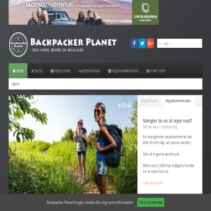 Backpacker Planet