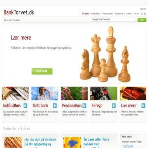 BankTorvet.dk formidler kontakt mellem dig og den bedstegnede bankrådgiver