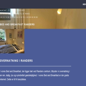 Bed & Breakfast Randers