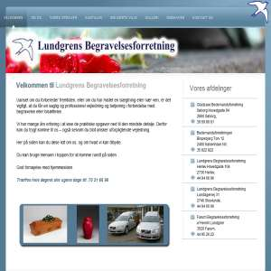 Lundgrens Begravelsesforretning - Ballerup