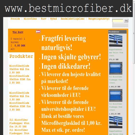 Best Quality! Best Price! BESTMICROFIBER:DK