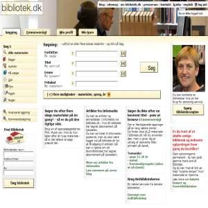 Bibliotek.dk - Søgning