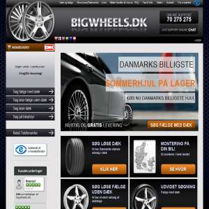 Bigwheels.dk