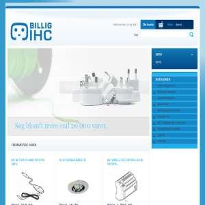 Billig IHC og El artikler