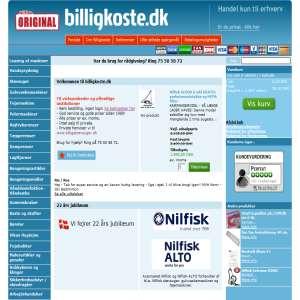 Nilfisk forhandler - billigkoste.dk