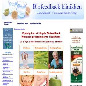 Biofeedback klinikken