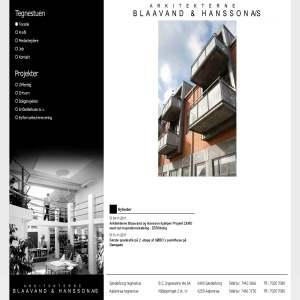 Arkitekterne Blåvand & Hansson
