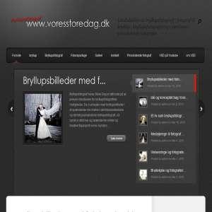Bryllupsfotograf VSD - Fotojournalisten