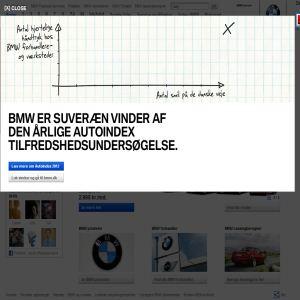 BMW - Erhvervsleasing af firmabil