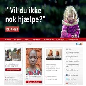 BØRNEfonden - Hjælp et barn
