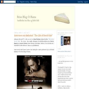 Bries Blog-O-Rama - Af Brian Iskov