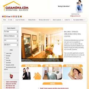 Casamona of Barcelona