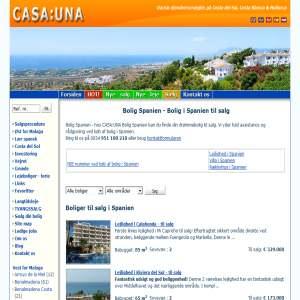 CASA:UNA Bolig Spanien