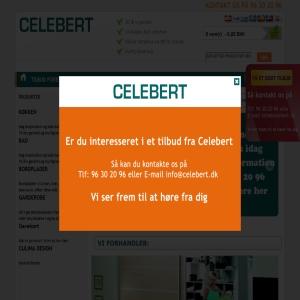 Celebert.dk | Køkken & Bad
