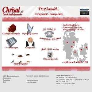 Chrisal Skadedyrsservice A/S