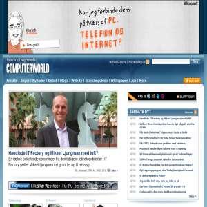 Computerworld.dk - Lidt klogere hvert minut