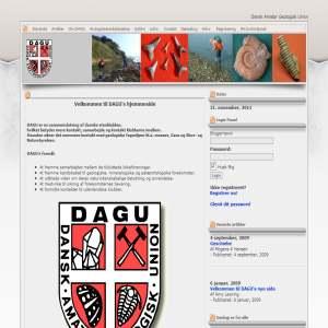 DAGU | Dansk Amat�rGeologisk Union