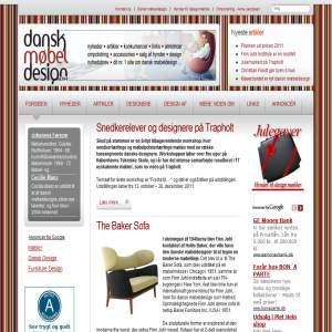 Dansk møbel design