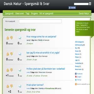 Viden om den Danske natur