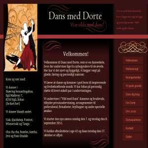 Dans med Dorte