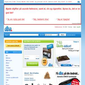 Den Bl� Avis - dba.dk - Gratis annoncemarked