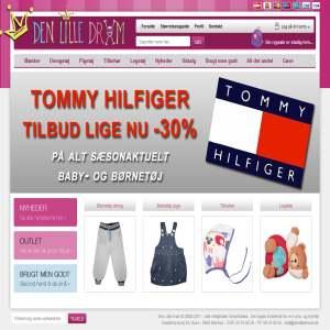 tøj udsalg på nettet