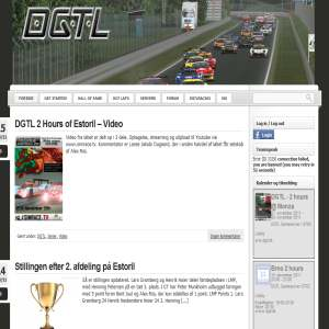 Danish Grand Touring League - GTR2 Liga