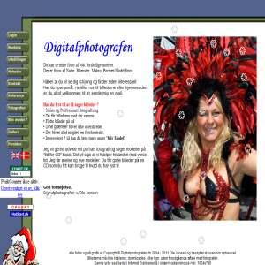 Digitalphotografen