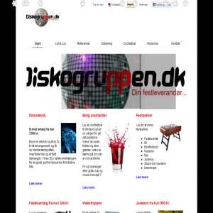 Diskogruppen.dk - Lyd & lys